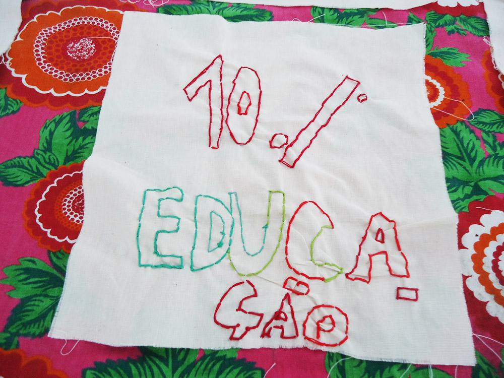 10% do PIB para educação!